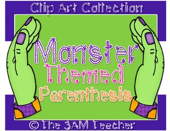 Monster-Themed Parenthesis