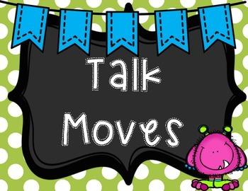 Monster Themed Talk Moves
