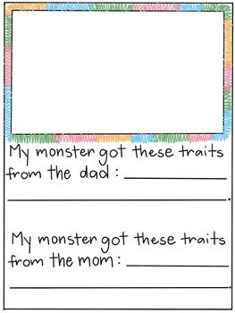 Monster Traits Roll