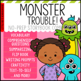 Monster Trouble Storybook Companion