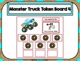 Monster Truck 10 Token Board 4