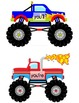 Monster Truck Contraction Match Up
