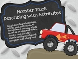 Monster Truck Describing with Attributes