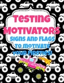 Monster Truck Test Taking Motivators