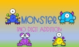 Monster Two Digit Addition