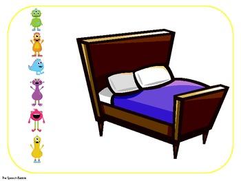 Monster Under My Bed: Reinforcement Activity