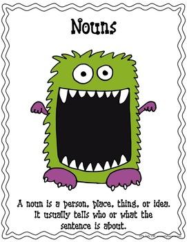 Monster Unit for Big Kids