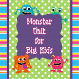 Monster Unit for Big Kids