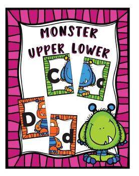 Monster Upper Lower