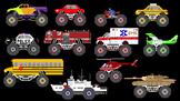 Monster Vehicles - Street Vehicles