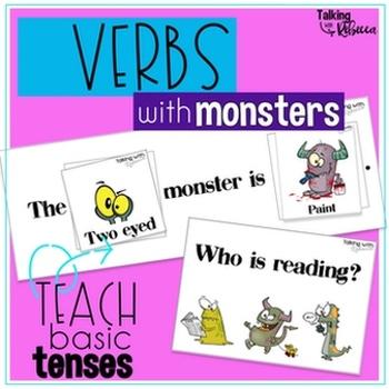 Regular and Irregular Past Tense Verb Activities, Flashcards and Worksheets