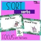 Regular and Irregular Past Tense Verb Activities Flashcards and Worksheets