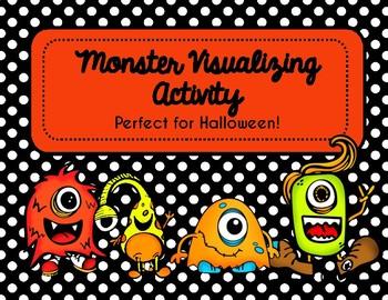 Monster Visualizing: Halloween Activities