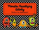 Monster Visualizing: Halloween Activities