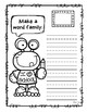 Monster Word Family Book