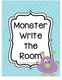 Monster Write the Room