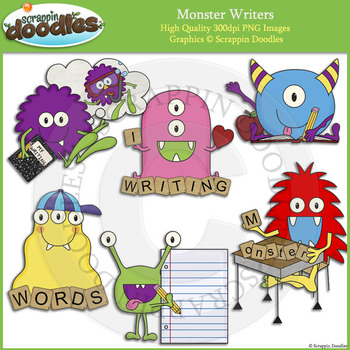 Monster Writers