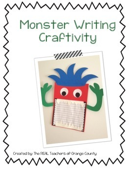 Monster Writing
