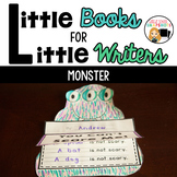 Monster-Writing For Primary Students
