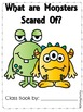 Monster Writing Pack with Story Planning & Class Book