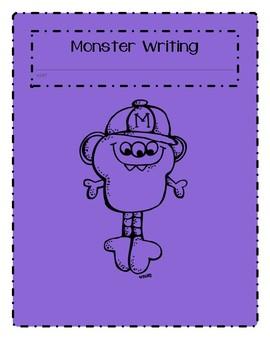 Monster Writing Unit