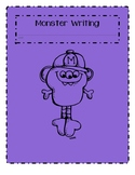 Monster Writing Unit