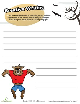 Monster Writing Workbook
