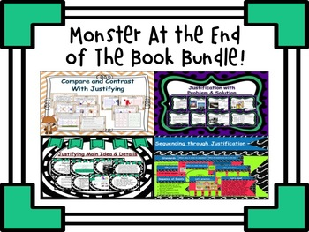 Monster at the End of This Book BUNDLE