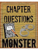 Monster by Walter Dean Myers Chapter Questions W Answer Key