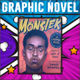Monster by Walter Dean Myers: Graphic Novel Study