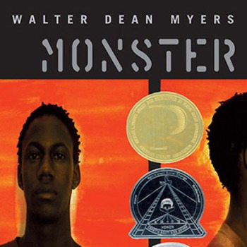 Monster by Walter Dean Myers Activities Bundle
