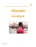 Monster by Walter Dean Myers: Novel Workbook