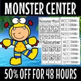 Monster center game (50 % off)