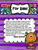 Monster for Sale! A Persuasive Writing Project