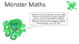 Monster maths - Sequences
