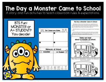 Monster or A+ Student? Classroom Behavior Sort