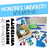 Monster's University Breakout Box (Editable) - Density