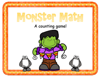 Monster teeth counting (11-20)