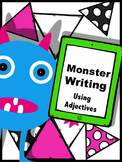 Writing Topics Using Adjectives for Third Grade