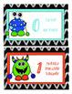 Monster voice level clip chart