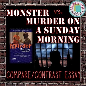 Monster (Myers) vs. Murder on a Sunday Morning Compare/Con