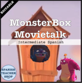Monsterbox Spanish MovieTalk