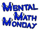 Monsteriffic Math