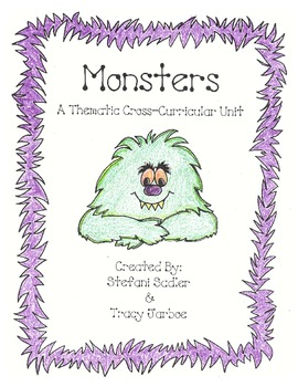 Monsters: A Thematic Cross-Curricular Unit