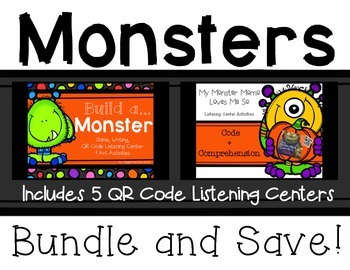 Monsters Bundle Pack!