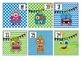 Monsters Calendar Pattern - Great for Algebraic Thinking!