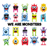 Free Monsters Characters Clip arts