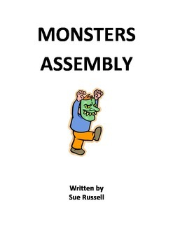 Monsters Class Play