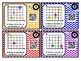Monsters! Coordinate Plane Task Cards with QR Code Fun