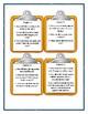 Bailey School Kids MONSTERS DON'T SCUBA DIVE - Discussion Cards